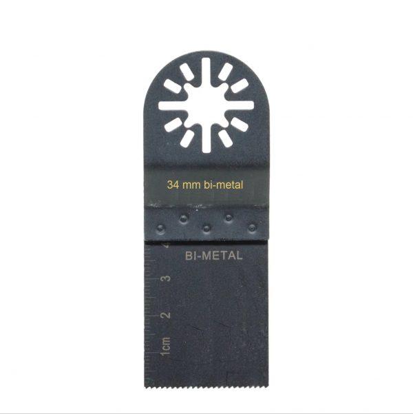 Metal/træ 35 mm Multimaster/Bosch multicutter klinge (Bi-metal)