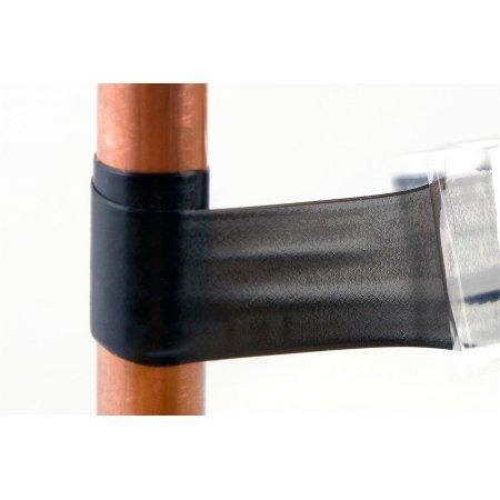 selvvulkaniserende tape 50mm bred version på vandrør