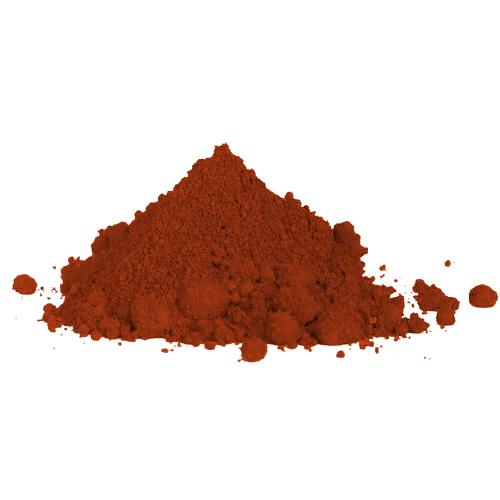 Oxydfarve Mørk rød 6130 - 1 kg