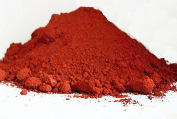 Jernoxider er kemiske stoffer sammensat af jern og oxygen (ilt). Alt i alt er der 16 kendte jernoxider og oxyhydroxider.